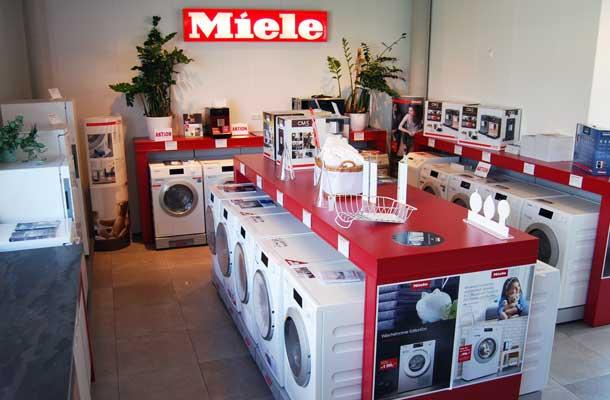 Miele Shop Online und vor Ort in Leoben