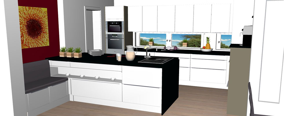 Küchenplanung Miele Center P & R Leoben