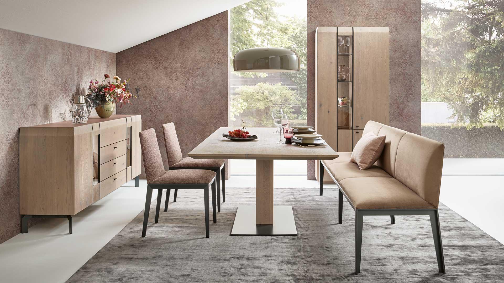 Pendl Möbel Einrichtung für Ihre offene Wohnküche in Leoben