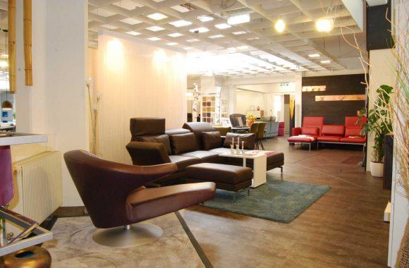 Schauraum Sitzmöbel für das Wohnzimmer - Schauraum Leoben