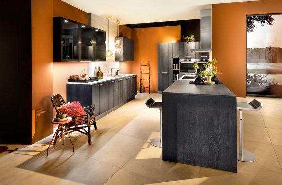 Küchenmodelle Küche Silbereiche