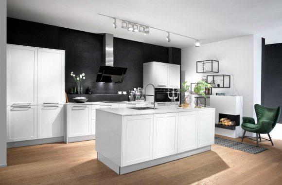 Küchenmodelle Küche in Weiß