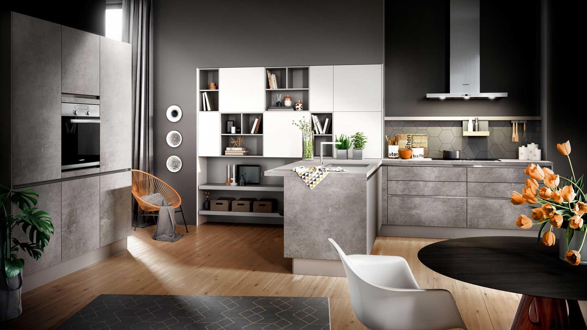 Küchenstudio Leoben bei Miele Center P&R