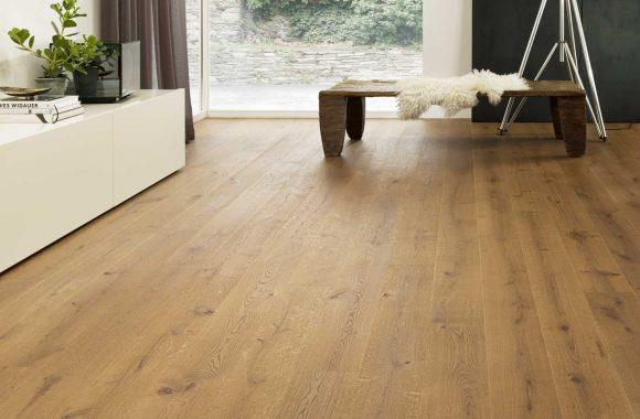Landegger - Holzboden für den Wohnbereich - hohe Qualität