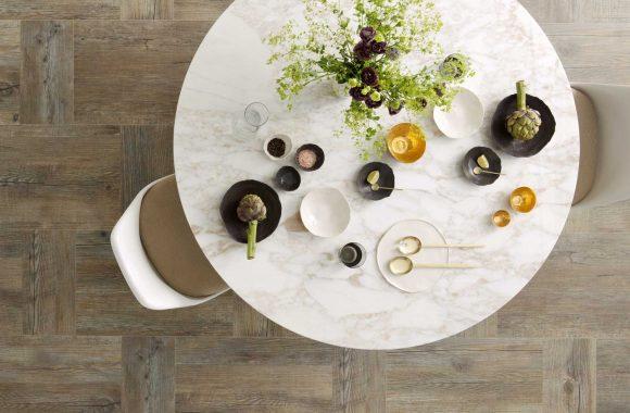 Landegger - Mineralischer Boden für die Wohnküche, robust und hochwertig