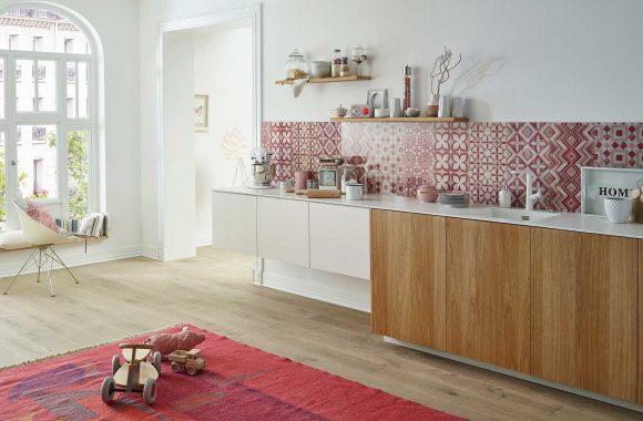 Lechner Küchenrückwand Fancywork