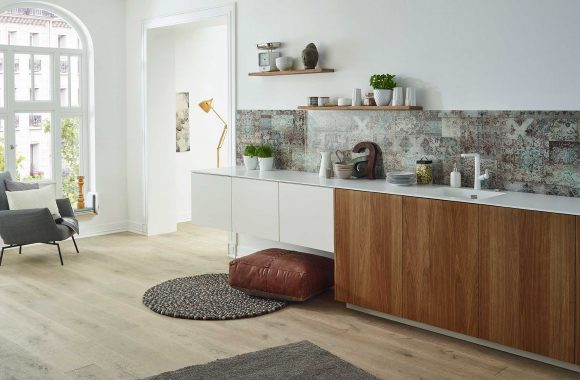 Lechner Küchenrückwand Floortile