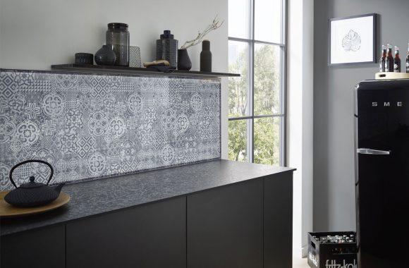 Lechner Küchenrückwand Oriental Rhapsody
