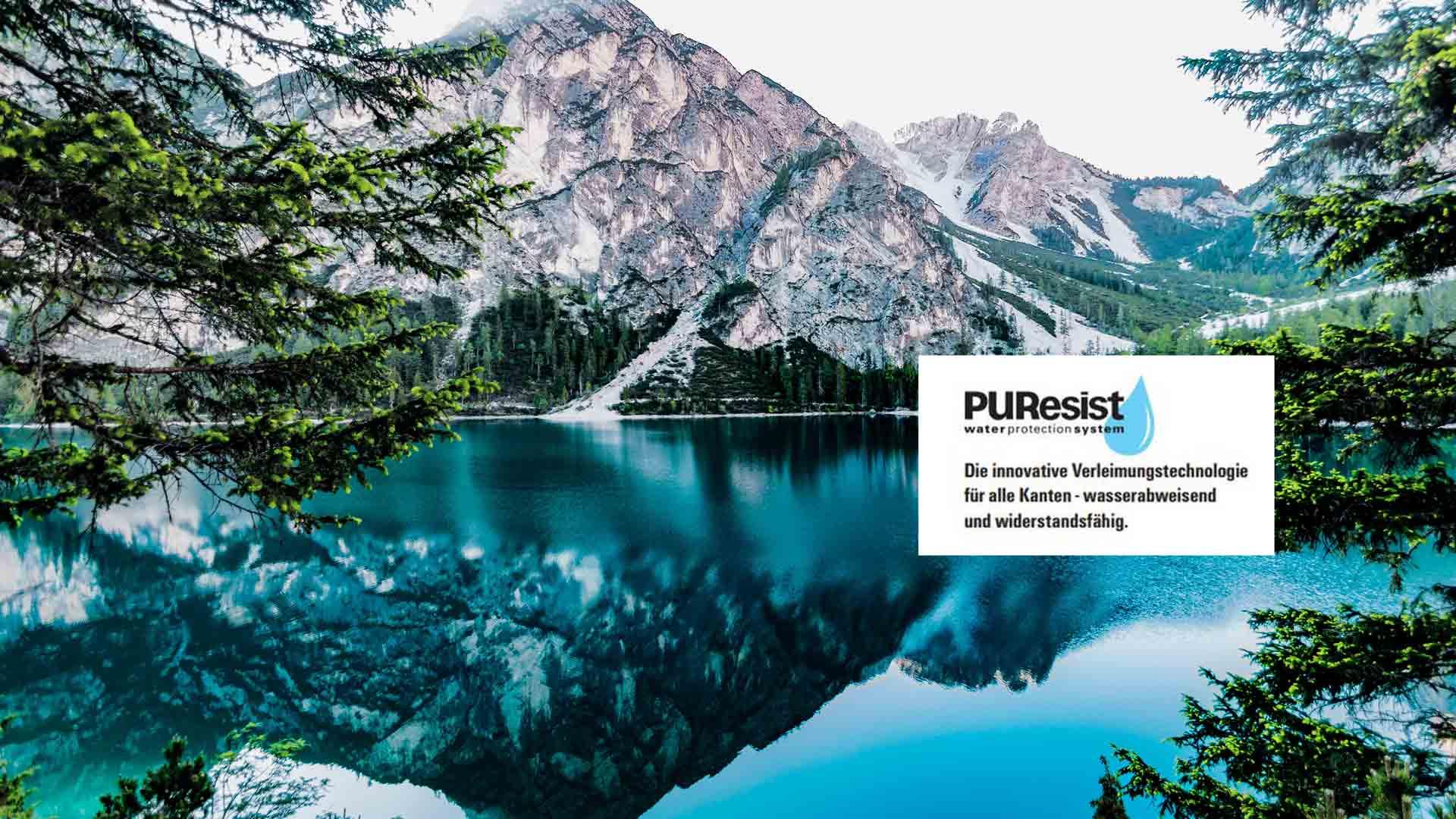 PUResist | Nachhaltige und lösungsmittelfreie Klebstoffkanten