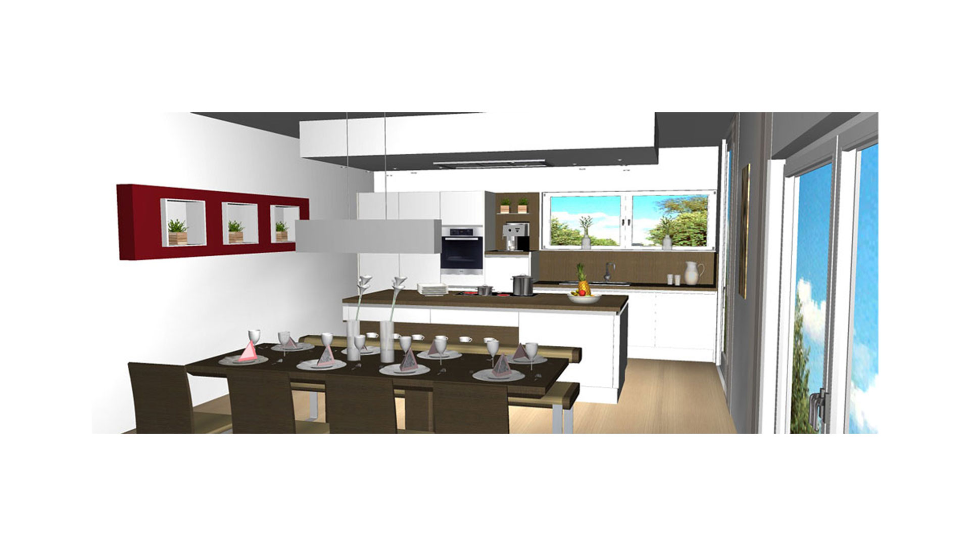 Küchenstudio mit Küchenplanung in der Steiermark